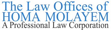 homa molayem law corporation personal injury attorney